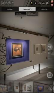 Wirtualne zwiedzanie i cyfrowa kolekcja zbiorów to pomysł na pozostawanie w kontakcie ze sztuką bez wychodzenia z domu.
