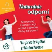 Do końca października zapraszamy na Dni Otwarte w Centrum Dietetycznym NaturHouse Stalowa Wola, ul. Okulickiego 93!