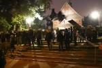 O godzinie 17:00 przed Sądem Rejonowym w Stalowej Woli rozpoczął strajk kobiet pod hasłem To jest wojna.