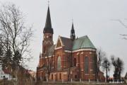 Za trzy lata powinno zakończyć się a materiale odnawianie polichromii, mozaik i witraży w Parafii pw. Matki Bożej Szkaplerznej w Stalowej Woli-Rozwadowie.