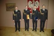 W siedzibie Komedy Powiatowej PSP w Stalowej Woli, z okazji Narodowego Święta Niepodległości wręczono awanse i wyróżnienia.