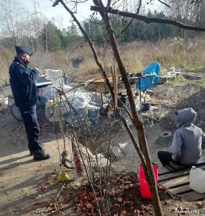 Okres jesienno-zimowy jest szczególnie niebezpieczny dla osób bezdomnych oraz osób pozostających przy niskich temperaturach poza miejscem zamieszkania.