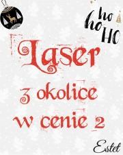 Jak świąteczne przygotowania? Czas ucieka! Zapraszamy na promocję depilacji laserowej w Estet!