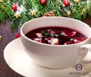 Smaczne, tradycyjne dania wigilijne, najlepsze świąteczne potrawyoraz ciasta, tradycyjne polskie smaki - to wszystko znajdziecie Państwo w ofercie Mensa Qul.