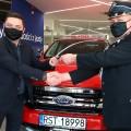 Ford Ranger dla OSP Jastkowice