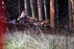 Pomiędzy Stalową Wolą a Tarnobrzegiem doszło do dachowania samochodu osobowego, w którym zginął młody mężczyzna.