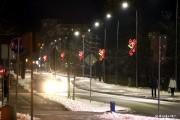 Nie będzie budowy nowej nitki oświetlenia na ulicy Poniatowskiego w Stalowej Woli. W okresie letnim mają zostać wymienione lampy o większej mocy niż dotychczas.