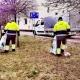 Stalowa Wola: Ruszyło pozimowe sprzątanie miasta