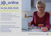14 kwietnia o godz. 11.00, UKE organizuje konferencję online z udziałem ekspertów, którzy opowiedza o zasadach bezpieczeństwa w sieci.