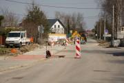 Dobiega końca budowa chodnika na ulicy Krętej w gminie Pysznica (powiat stalowowolski). Zdaniem władz inwestycja ma poprawić komfort mieszkańców.