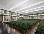 Tak po remoncie ma wyglądać sala widowiskowa Miejskiego Domu Kultury w Stalowej Woli.