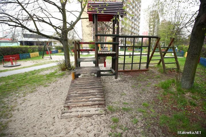 Podwórko dla Pława w Stalowej Woli.