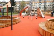 1 maja oficjalnie oddano do użytku plac zabaw zlokalizowany przy Alejach Jana Pawła II 6 w Stalowej Woli.