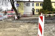 Po zakończeniu remontu wjazd w ulicę Dąbrowskiego przy PSP nr 9 i ruch w stronę Strażackiej będzie jednokierunkowy.