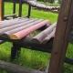 Stalowa Wola: Plac zabaw w Rozwadowie: wystajace gwoździe, brakujące deski