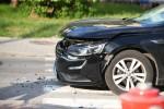 Na ulicy Wolności przy Urzędzie Miasta w Stalowej Woli doszło do wypadku drogowego, w którym jedna osoba została ranna.