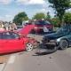 Stalowa Wola: Czołowe zderzenie w Zdziechowicach. Kierowca BMW pijany