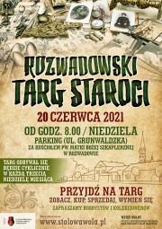 Cykliczny Targ Staroci przypomina kupiecką historię najstarszej dzielnicy naszego miasta.