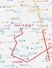 Miejski Zakład Komunalny informuje o czasowym zamknięciu przystanków na ulicy Popiełuszki w Stalowej Woli.