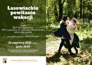 Lasowiacka brać z Miejskiego Domu Kultury w Stalowej Woli, nim wybierze się na wakacje, zaprasza na plenerowy koncert w sobotę, 26 czerwca.
