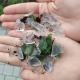 Stalowa Wola: Na Karnatach powstał plac zabaw. Wykończono go ziemią wymieszaną ze szkłem i plastikiem