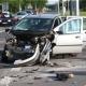 Stalowa Wola: Wypadek z udziałem wozu strażackiego jadącego na sygnale