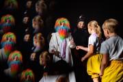 Serdecznie zapraszamy na Bajkę Pana Kleksa - debiutancki spektakl przygotowany przez Teatr Na Moście.