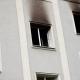 Stalowa Wola: Pożar mieszkania w bloku przy MDK