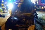 W akcjach gaśniczych wzięli udział strażacy z OSP Zdziechowice oraz OSP Zaklików.