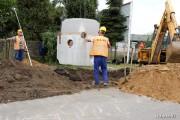 Ruszyły prace koncepcyjne budowy kanalizacji deszczowej na osiedlu Posanie w Stalowej Woli.