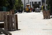 Obecnie wynegocjowany termin zakończenia prac na ulicy Krzywej to koniec października.