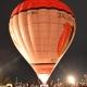 Stalowa Wola: Nocny pokaz balonów na zakończenie Babiego Lata