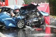 W ciągu ostatnich 7,5 lat doszło na trasie od Stalowej Woli do granicy z powiatem tarnobrzeskim do 22 wypadków, 90 kolizji, 8 osób zostało zabitych i 26 rannych.