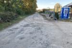 Mieszkańcy Sasankowej na osiedlu Piaski w Stalowej Woli zwrócili się do radnego miejskiego Jerzego Augustyna o pomoc w sprawie remontu ulicy.