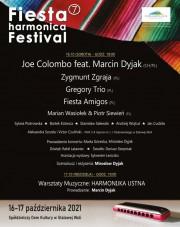 Fiesta Harmonica Festival 2021.