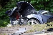 Mężczyzna jest podejrzany o spowodowanie 3 lipca wypadku na trasie Stalowa Wola - Jamnica, w wyniku którego zginęły dwie osoby.