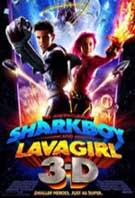 Plakat: Rekin i Lava: Przygoda w 3D