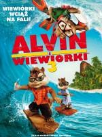 Plakat: Alvin i wiewiórki 3