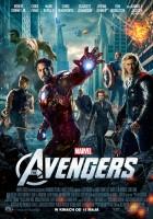 Plakat: Avengers 3D (dubbing)