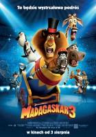 Plakat: Madagaskar 3 3D
