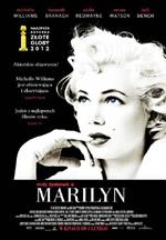 Plakat: Mój tydzień z Marilyn