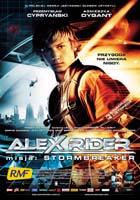 Plakat: Alex Rider: Misja Stormbreaker