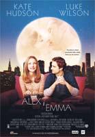 Plakat: Alex i Emma