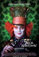 Plakat: Alicja w Krainie Czarów