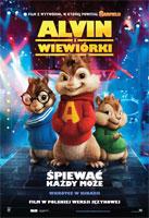 Plakat: Alvin i wiewiórki