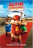 Plakat: Alvin i wiewiórki 2