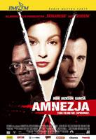 Plakat: Amnezja