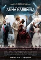 Plakat: Anna Karenina
