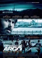 Plakat: Operacja Argo