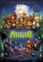 Plakat: Artur i zemsta Maltazara